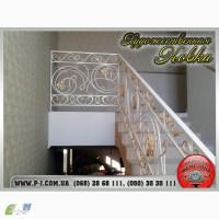 Лестницы и лестничные перила, кованные, балконные ограждения, ковка