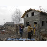Будівництво / Строительство под ключ Склади. Будинки. Ангари. Піднавіси
