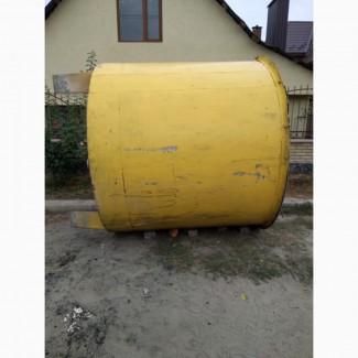 Емкость нержавейка 5м.куб