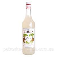 Сироп для коктелей MONIN Кокос 700мл с/б