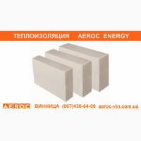 Теплоизоляционные панели Винница - AEROC Energy