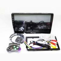 2din Pioneer Pi-808 10 Экран /4Ядра/1Gb Ram/ Android