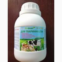 Пробиотик жидкий для животноводства коровы, свиньи, козы, овцы, лошади и др