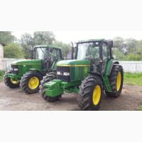 Трактор John Deere 6800. Год выпуска - 1996 г. Наработка - 9200 м.ч