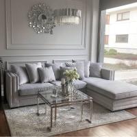 Современный диван угловой NERO