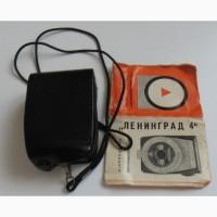Фотоелектричний експонометр «Ленинград 4»