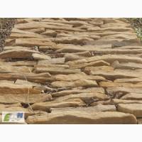 Фасадно-стеновая нарезка-торец из песчаника