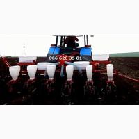 Сеялка Супн (СУ-8) (пластик под семена и удобрения) сеялка, сеялки, пневматическая, СУПН
