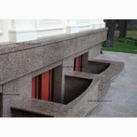 Облицовка фасадов: лестницы, цоколи, фасады