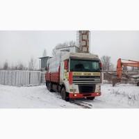 Услуги крана манипулятора Киев