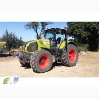 Сельхозтехника CLAAS. Трактор Claas Axion 840
