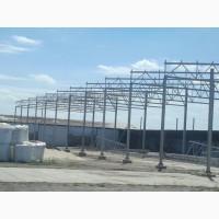 Монтаж металоконструкцій Ізяслав. Ангар будівництво недорого
