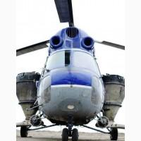Услуги по внесению удобрений вертолетом
