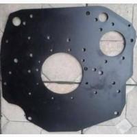 Переходная плита (лист задний) ЗИЛ Бычок, ЗИЛ 130 для Д245 Д240