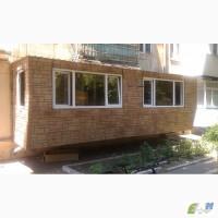 Расширение и ремонт балкона в Харькове