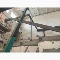 Металлоконструкции изготовление и монтаж