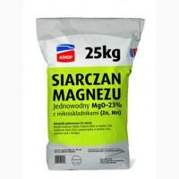 Сульфат магния кристаллический, одноводный, Arkop - 25 кг
