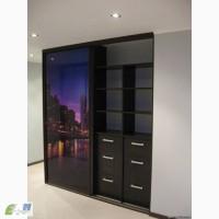 Гардеробные комнаты, прихожие, шкафы на заказ от производителя