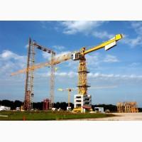 Разработка ППР на установку башенного крана