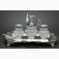 Куплю серебро или изделия с его наличием