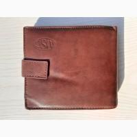 Кожаный кошелек Benzer (Индия)