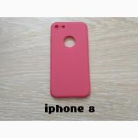 Чехол на iPhone 8 Красный
