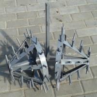 Культиваторы Еж для трактора (комплект 3 шт.)