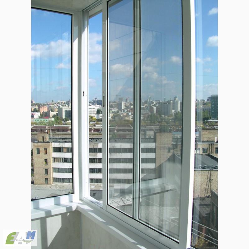 Алюминиевые окна на балкон фото.