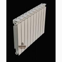 Біметалевий радіатор опалення Алтермо