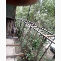 Балконы выносные, сварка и остекление. Любой сложности + крыши