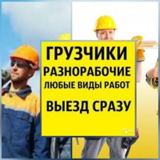 Услуги разнорабочих в Киеве