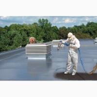 Гидроизоляция (ремонт) крыш любой сложности жидкой резиной. Работаем по всей Украине