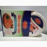 Сыр Моцарелла оптом 0, 35кг ТМ N.Bavarian cheese
