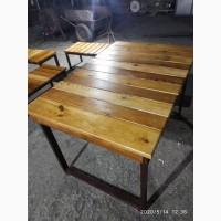 Столи, лавки, садові меблі