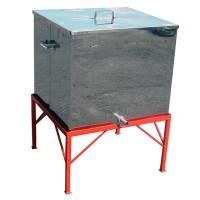 Воскотопка паровая под 13 рамок (из нержавеющей стали) (АВВ-100)