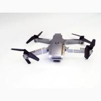 Квадрокоптер E68 c WiFi камерой. складывающийся корпус. КЕЙС