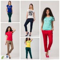 Стильные футболки и брюки ТМ BALLET GRACE