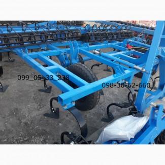 ХИТ продаж Культиватор с катком и пружинами КППО-4, культиватор КППО-4 с катком