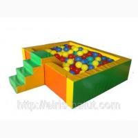 Мягкий сухой бассейн с шариками Airis