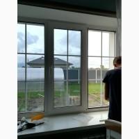 Услуга тонирования окон, тонировка стекол, офисных перегородок, домов, фасадов, балконов