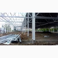 Услуги строительства для АПК. Изготовление металлоконструкций