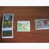 Почтовые марки Израиля