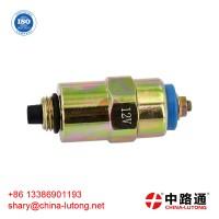 Клапан отсечки топлива электромагнитный ТНВД 146650-8520 Электромагнитный клапан тнвд т4
