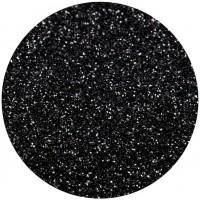 Черный глиттер – мерцающее сияние купить