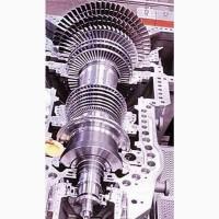 Ремонт и сервис паровых турбин с мощностью до 1000 МВт