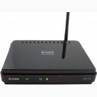 Wi-Fi D-Link DAP-1150N/B1/точка доступа/роутер/клиент