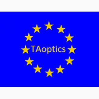 Европейский магазин оптики taoptics