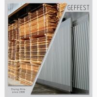 GEFEST - современ промыш сушильные камеры и комплексы д/сушки древесины высокого качества
