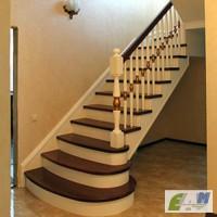 Лестницы из натурального дерева под заказ