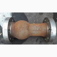 Клапан обратный 12Х18Н9ТЛ Ду80 Ру160